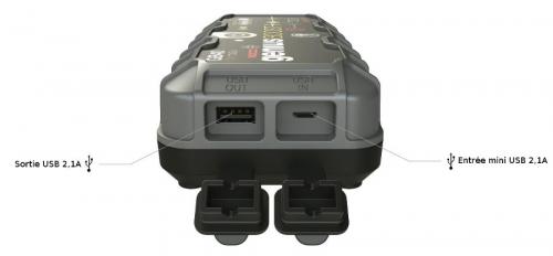 booster Noco GB40 USB