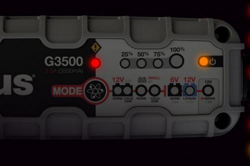 LED chargeur batterie NOCO G3500EU