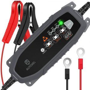 AUTOXEL Chargeur de Batterie Intelligent 6V/12V