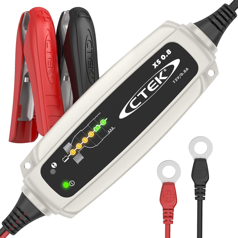 CTEK XS 0.8 Mainteneur en charge de batteries en Promo -19%