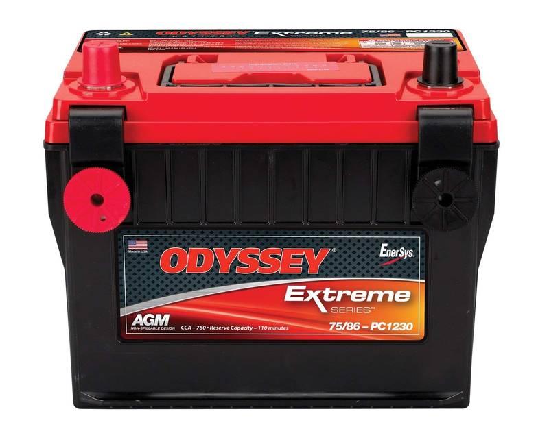 batterie ODYSSEY PC1230