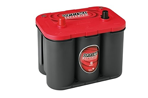 Optima Red Top batterie RT S 4.2 (AGM) en Promo -20%