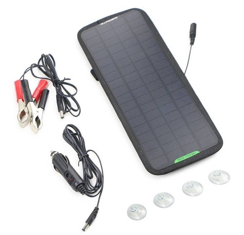 Chargeur ALLPOWERS 18V 12V 5W
