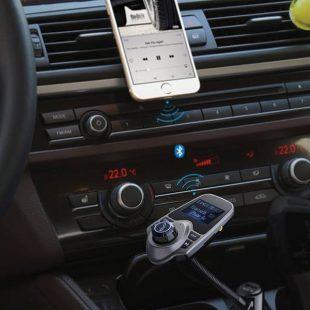 Transmetteur FM Bluetooth : guide et comparatif