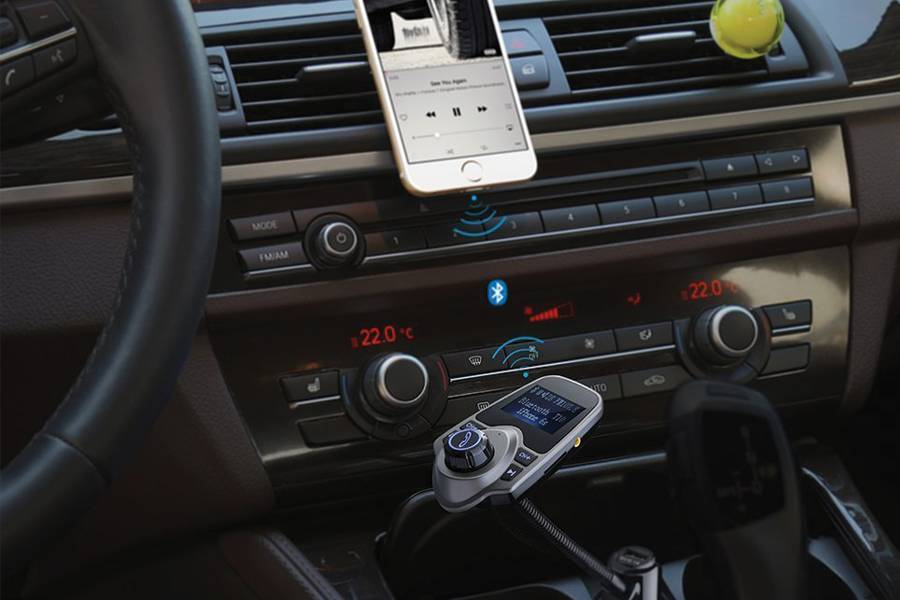transmetteur FM Bluetooth guide