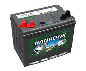 Hankook Batterie 80Ah Profonde