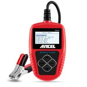 ANCEL BA101 Testeur de Batterie Auto Professionnel