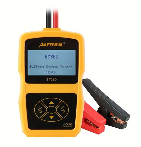 Testeur de Batterie 12v AUTOOL en Promo -37%