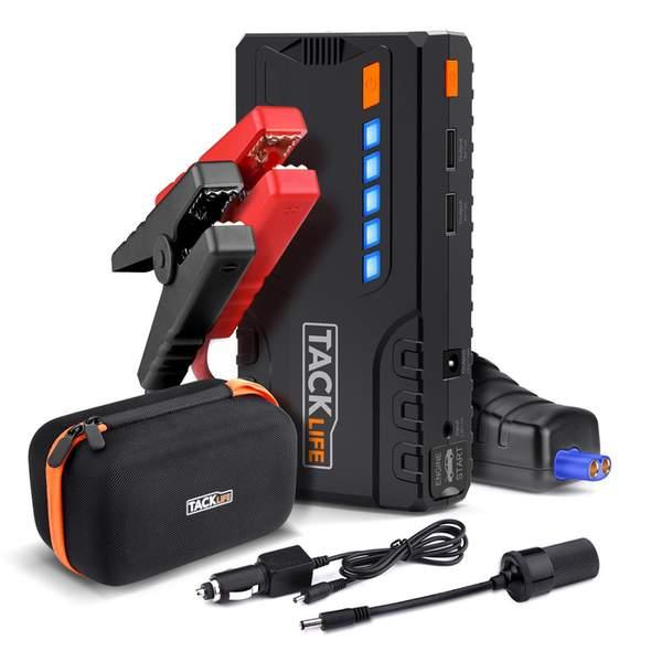 TACKLIFE T6 Booster Batterie - 600A 16500mAh en Promo -30%