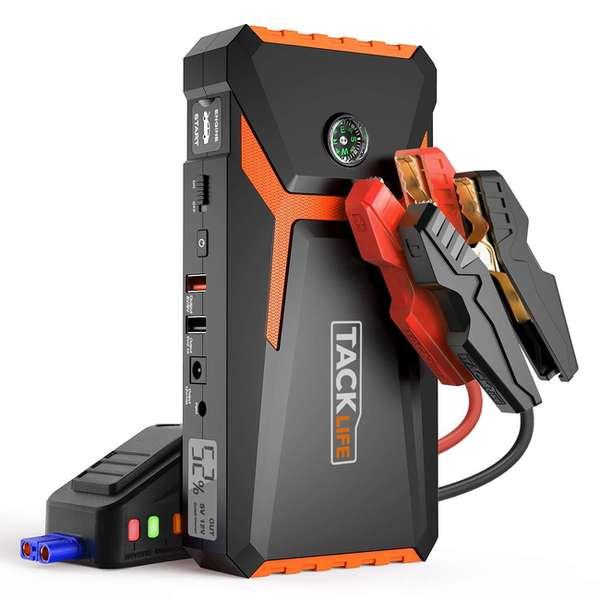 TACKLIFE T8 Booster Batterie en Promo -22%