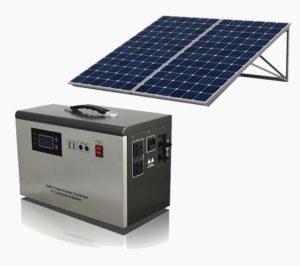 groupe electrogene solaire
