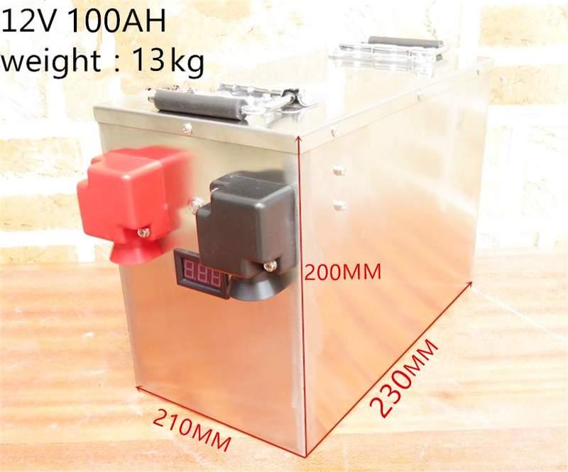 Batterie lifepo4 Shunbin packs