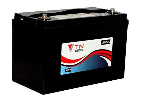 batterie Lithium TN Power