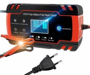 Directtyteam Chargeur de Batterie Intelligent