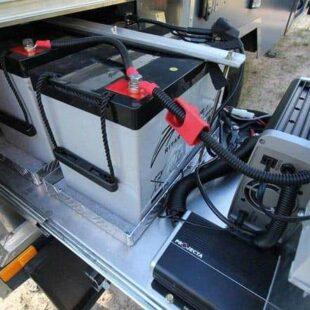 Les avantages des batteries gel dans un camping-car