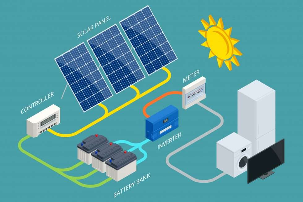 installation solaire guide meilleures batteries