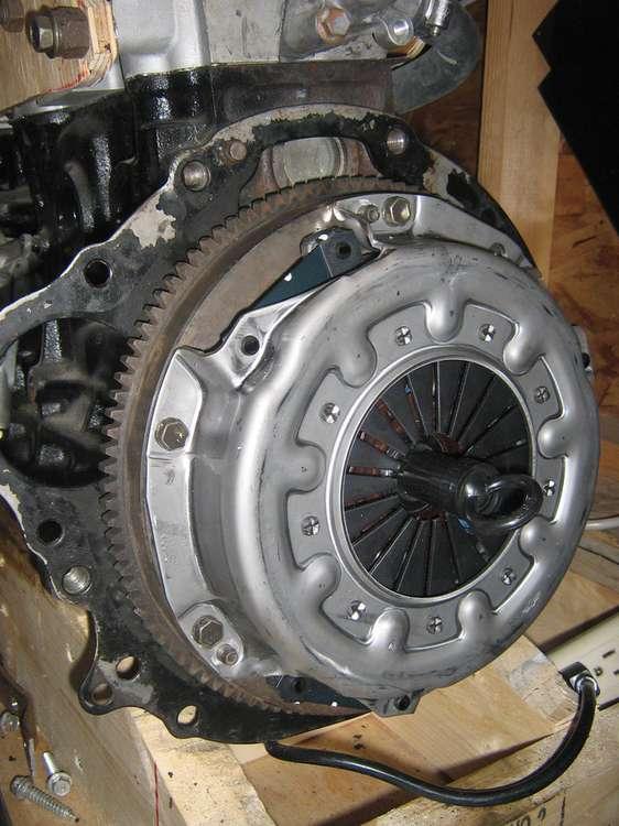 embrayage voiture réparation démonte